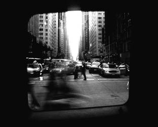 Window taxi or TV screen 3 by blackscreen