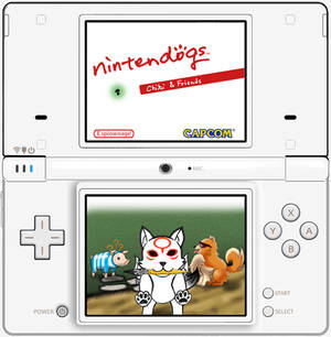 Capcom Nintendogs