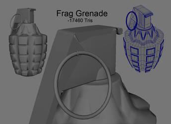 Grenade by Espiownage