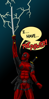 Deadpool Has The Power!