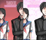 Yandere-chan and Yandere-kun