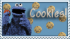 COOKIES STAMP by stamps-for-everyone