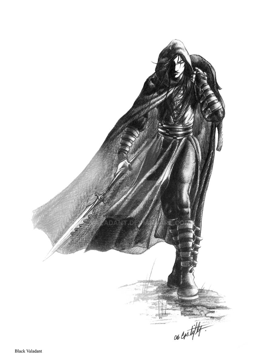 Black Valadant by valadant