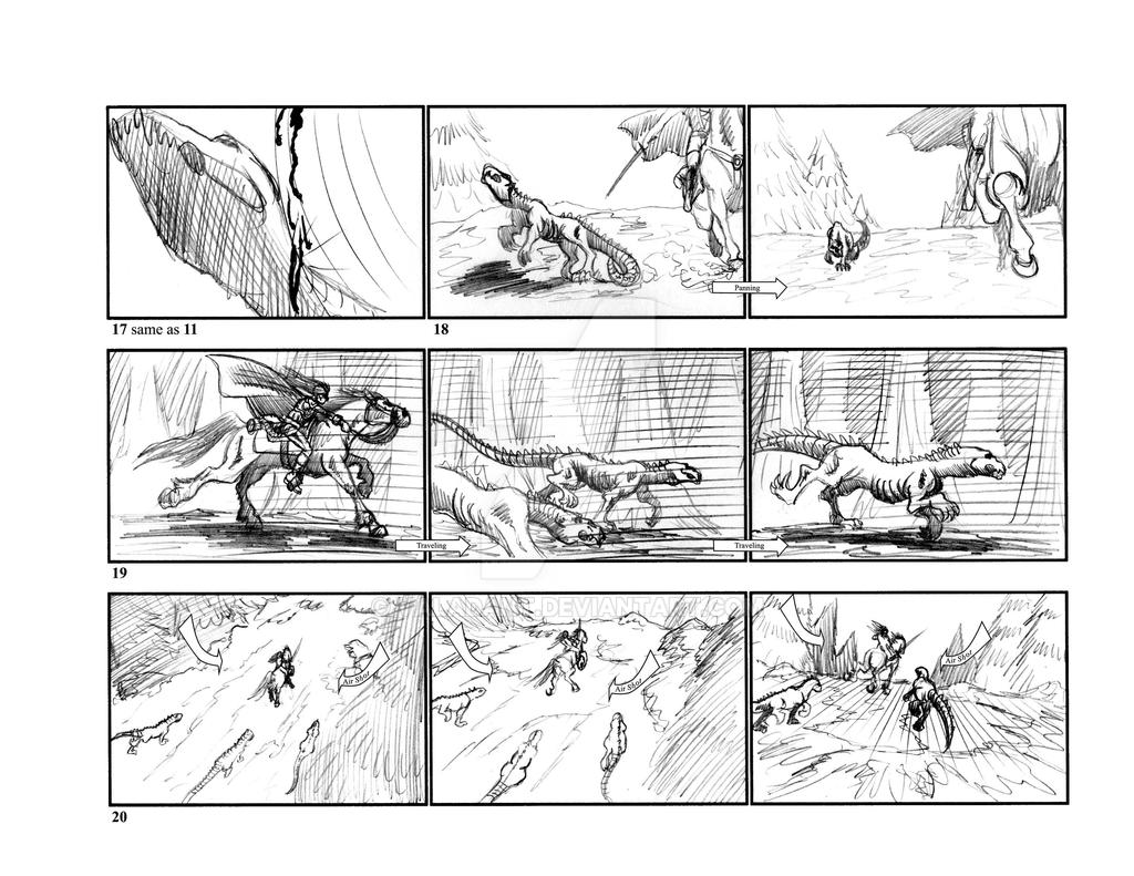 Storyboard2, page 2 by valadant