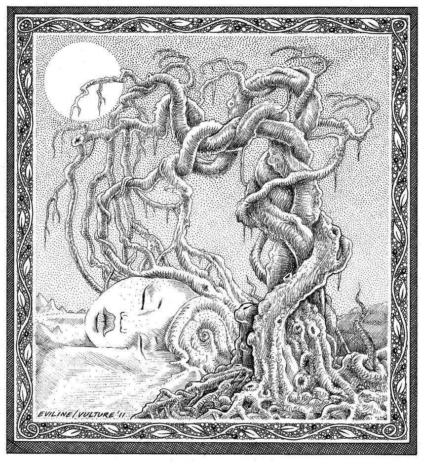 realms of eternal sleep