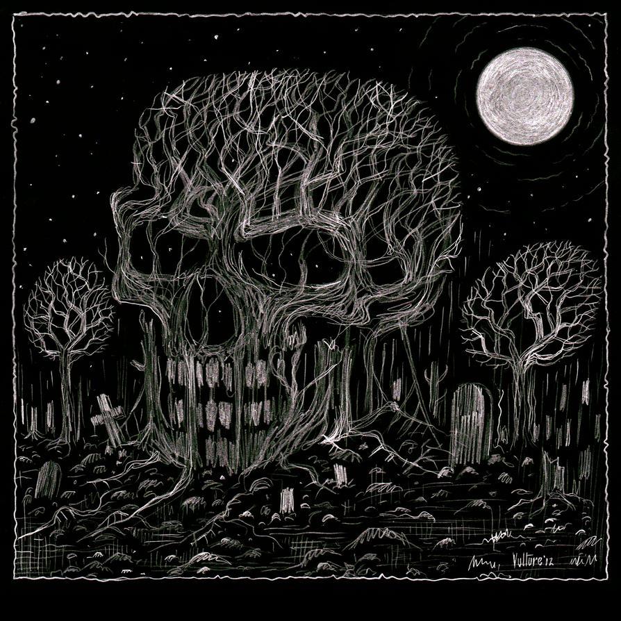 Graveyard World by offermoord