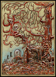 The Plague Tree by offermoord