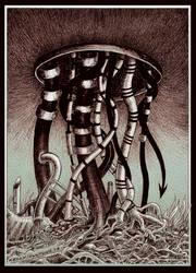 Xenogenesis by offermoord