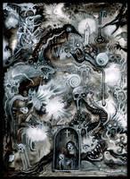 Demonic Intervention by offermoord