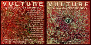 Vulture - Aural Eye Sore by offermoord