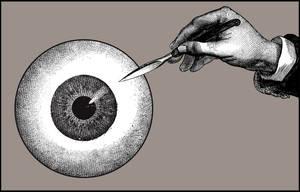 Eye Opener by offermoord