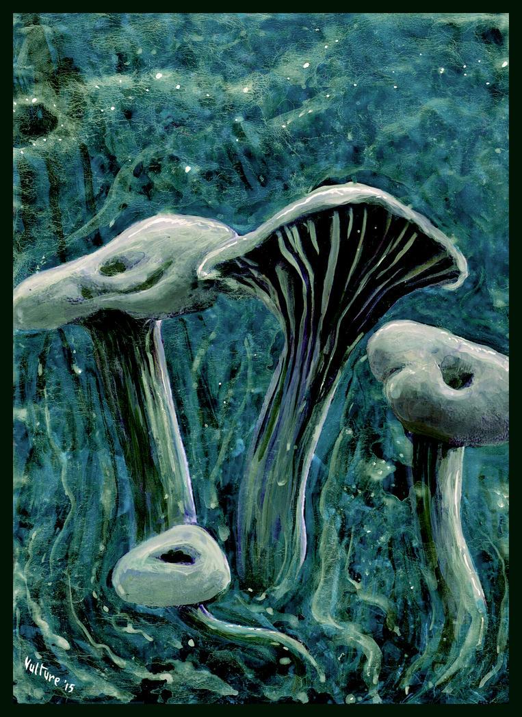 Mycelium by offermoord