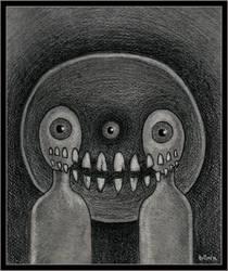 3th Eye of Spite by offermoord