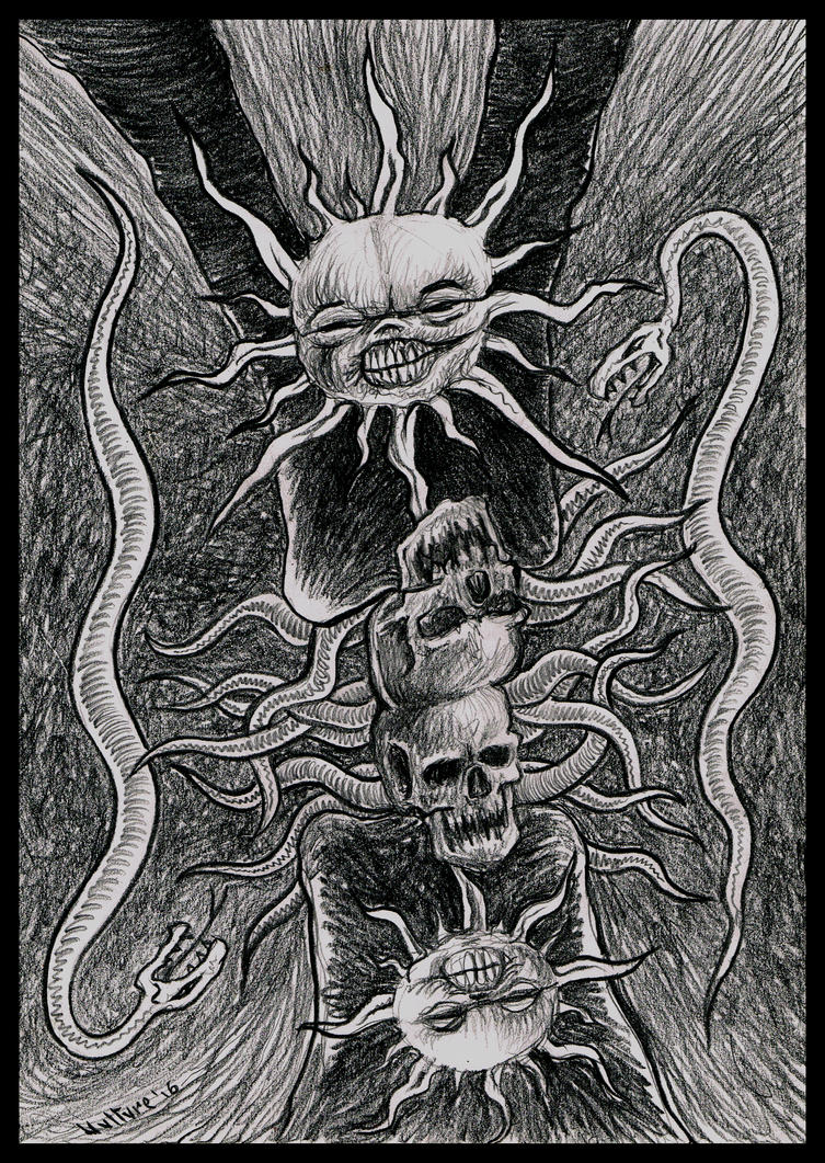 The Serpent Sun by offermoord