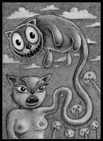 Katzenjammer III by offermoord