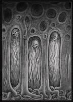 Dead Trinity by offermoord