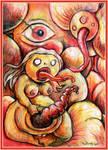 Fleshbound by offermoord