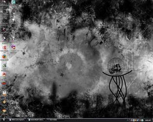 My desktop by twistedtale