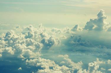 Castle of Clouds by arabienne