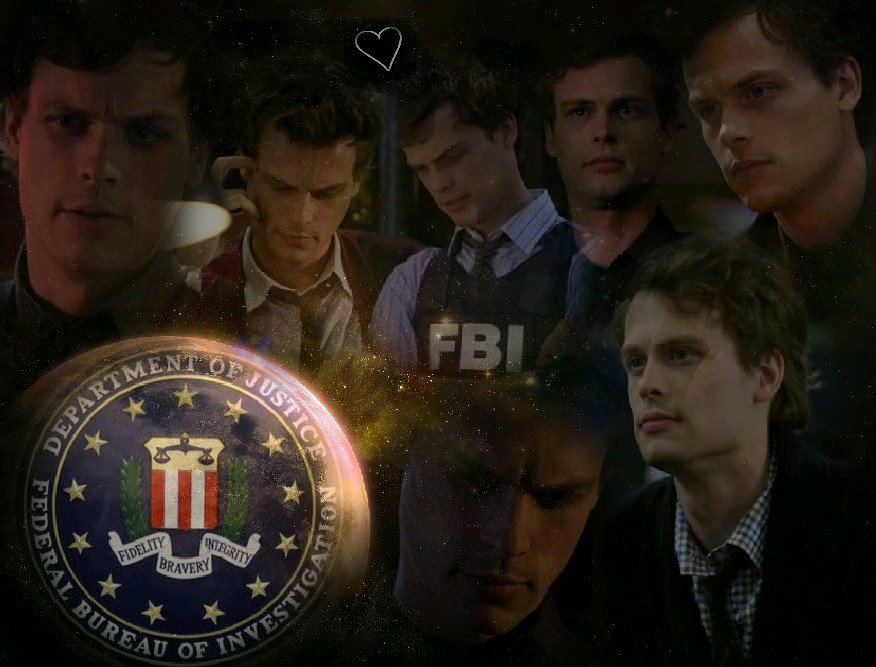 Spencer Reid - The 6th season by LuluDarling