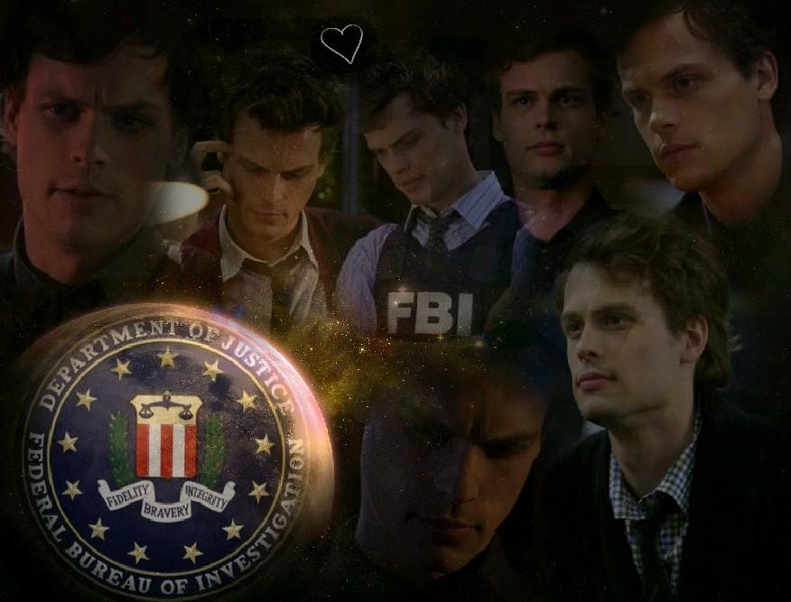 Spencer Reid - The 6th season by LuluDarling