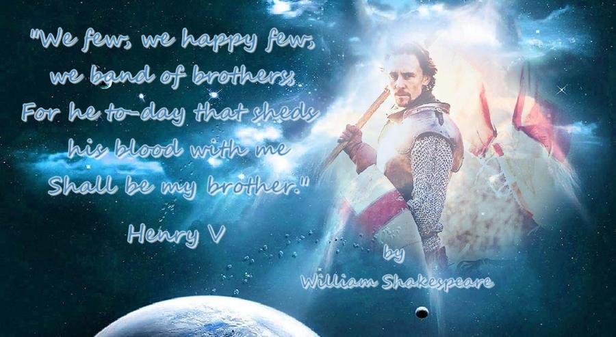 Greatest Shakespeare speeches?