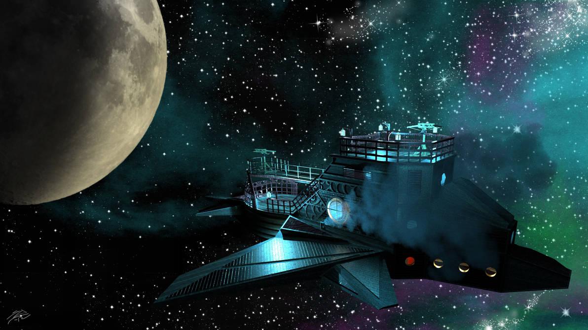 Wildspace Explorer | Into the Night by sdavis75