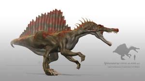 Spinosaurus by sdavis75