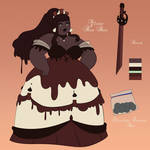 Ask!Chocolate Princess