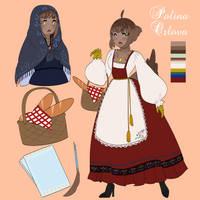 Ask! Polina Orlova by Alohaelani