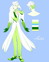 Ask! The Budding Prince by Alohaelani