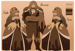 Ask! The Macaroon Triplets