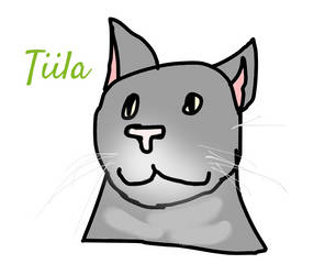 Tiila ~ Requested by Kaltias by elementalgirl101
