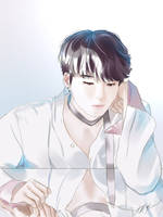 Min Yoongi Genius Jang Jang Man Boon Boong by fordindigo