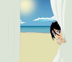Rukia on Holiday
