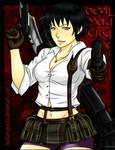 DMC3 Lady