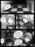 FNAF comic pag 1