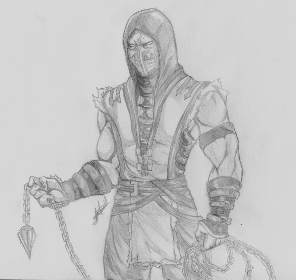 This is a photo of Epic Mkx Scorpion Coloring Page