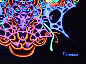 fRACtalik(blacklight art)