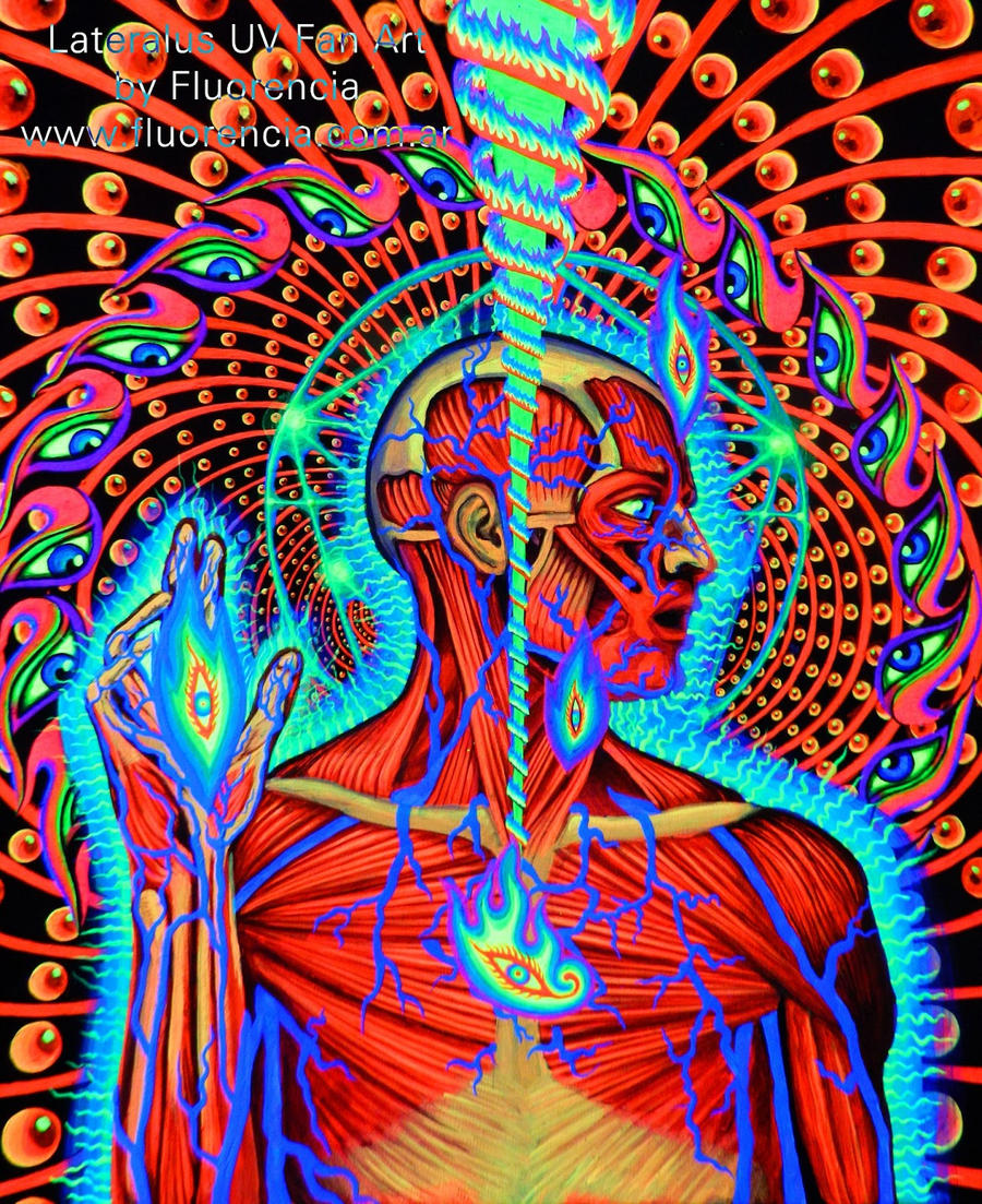 Lateralus - Tool . UV FAN ART by fluorencia on DeviantArt