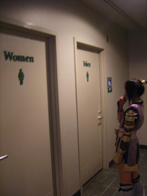 Gender Confusion by Ranmaru-Mori