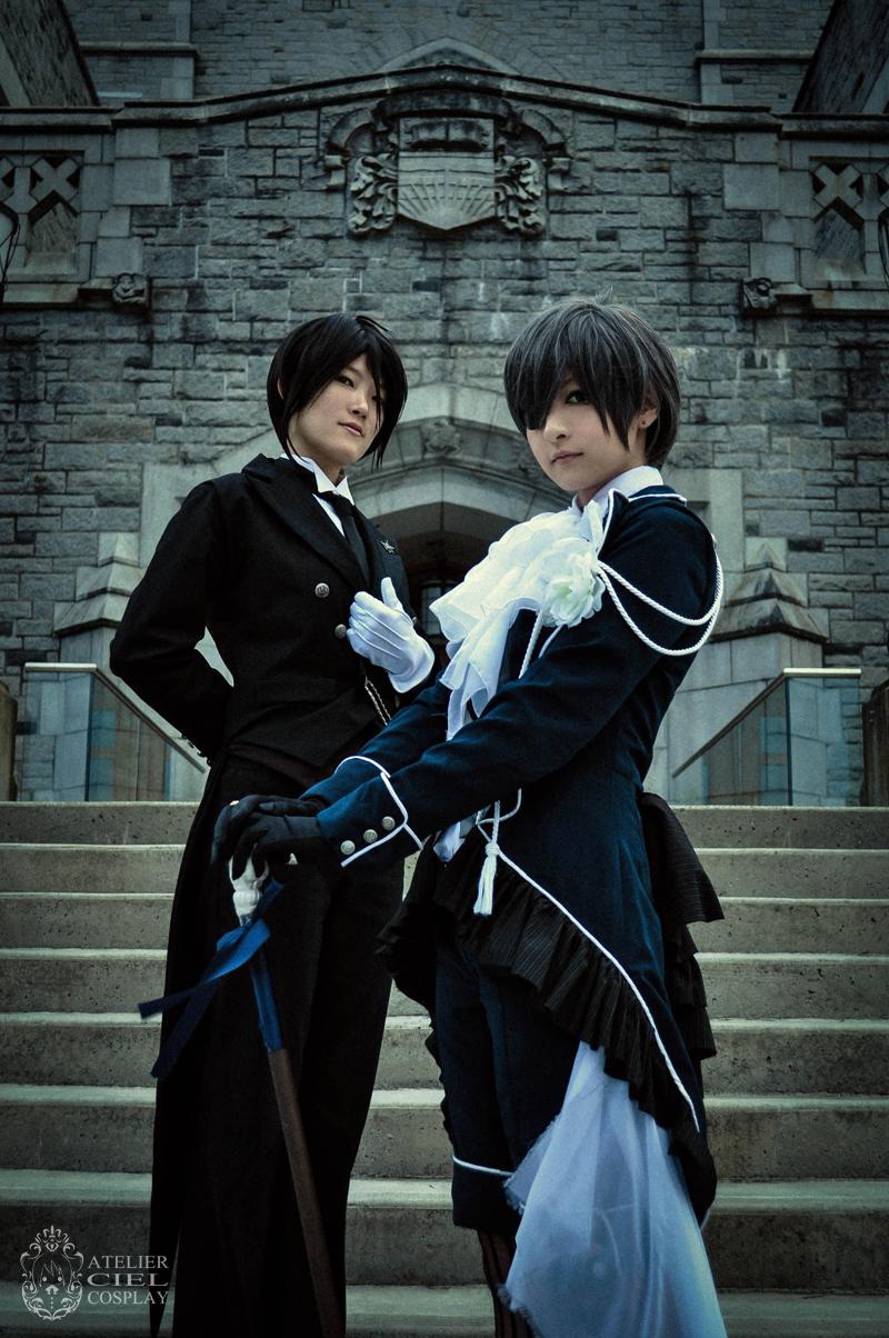 Kuroshitsuji - That Butler, Accompanying by Ranmaru-Mori