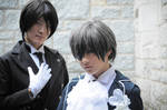 Kuroshitsuji - Ciel and Sebastian