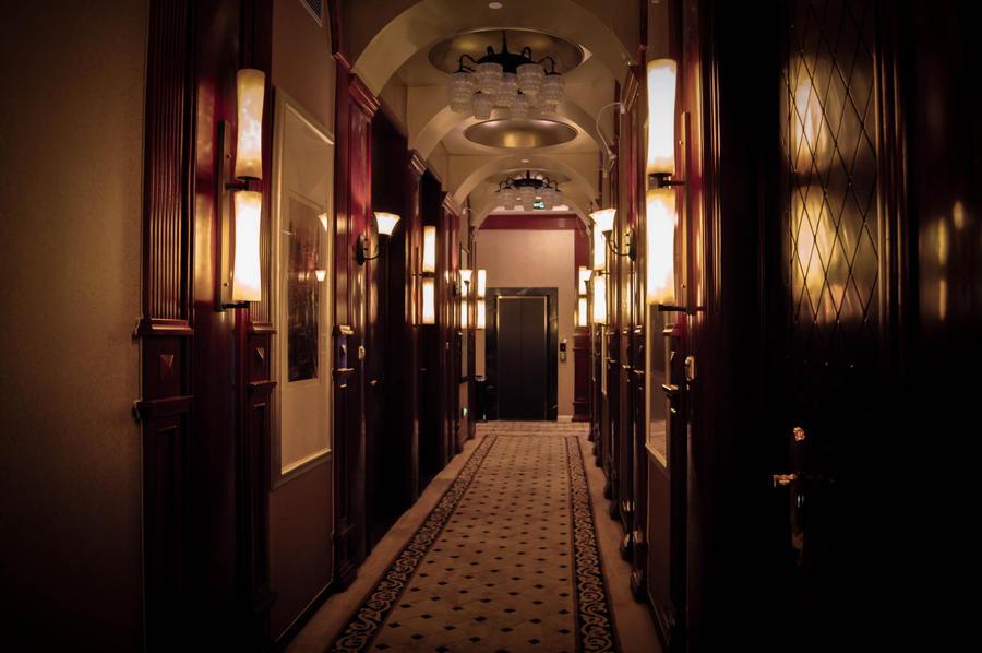 Mansions, Hallways and Travel on Pinterest