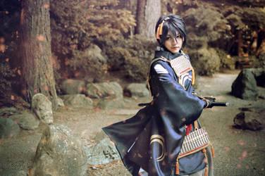Touken Ranbu - Mikazuki Munechika
