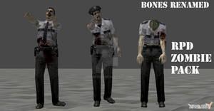 RPD Zombie Pack (Bone Fix+Download)