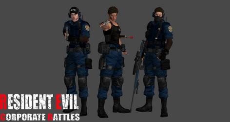 RECB SWAT SGT Ben Winter's 1998