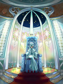 Major Arcana: The Tower Artwork