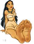 Pocahontas soles