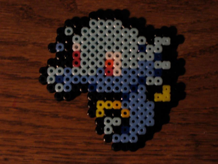 Perler bead horsea by redjazzangel7021